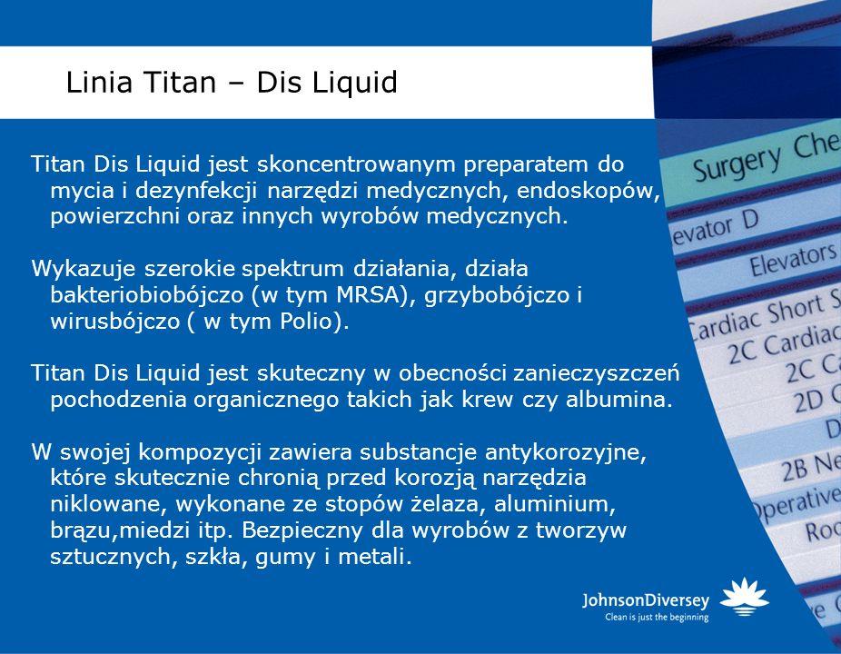 Linia Titan – Dis Liquid