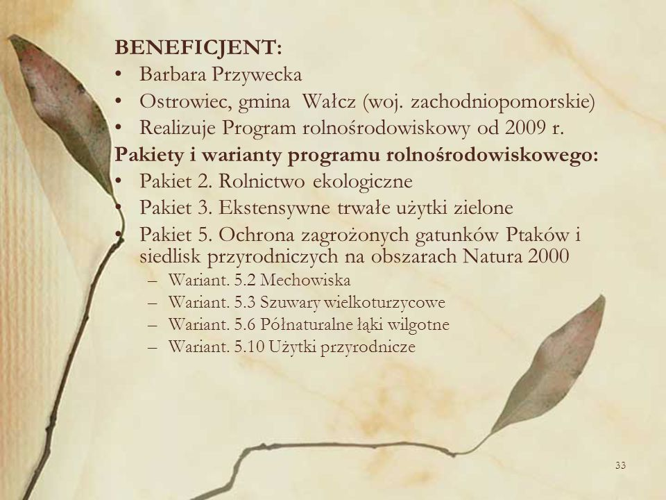 Ostrowiec, gmina Wałcz (woj. zachodniopomorskie)
