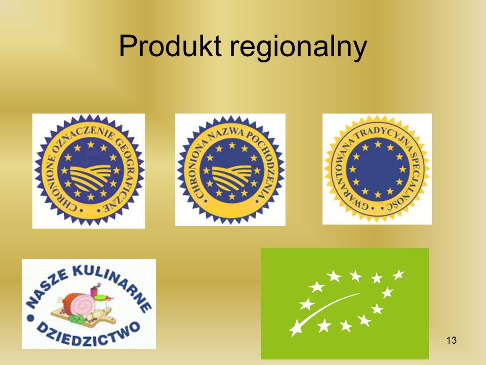 Produkt regionalny