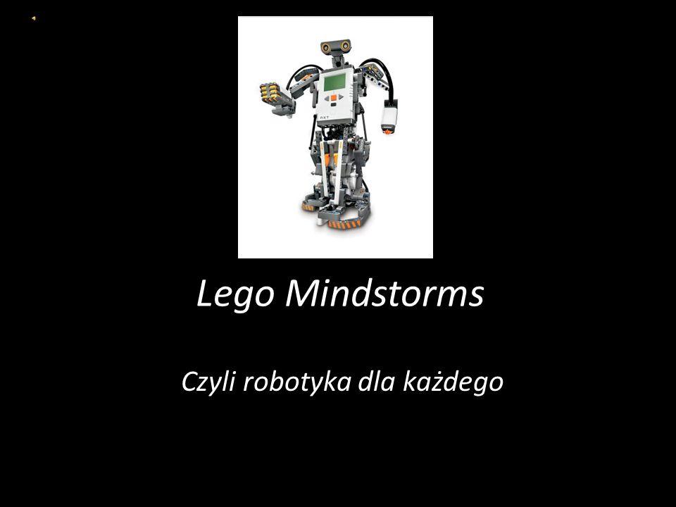 Czyli robotyka dla każdego