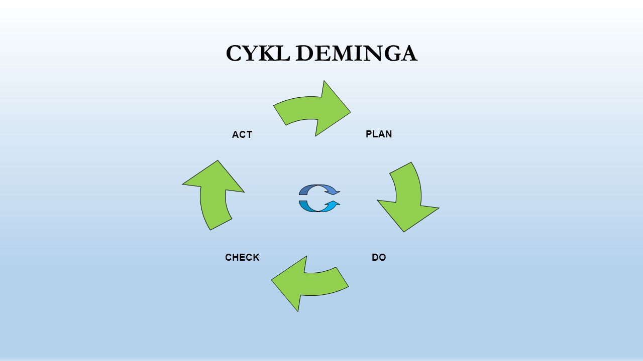 CYKL DEMINGA PLAN CHECK ACT DO