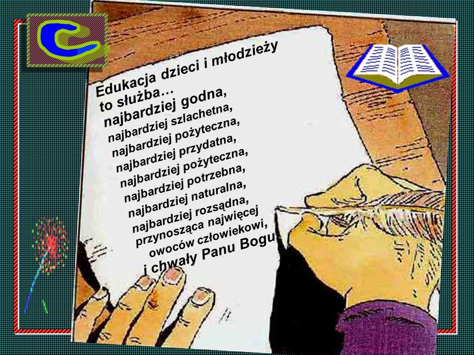 Edukacja dzieci i młodzieży