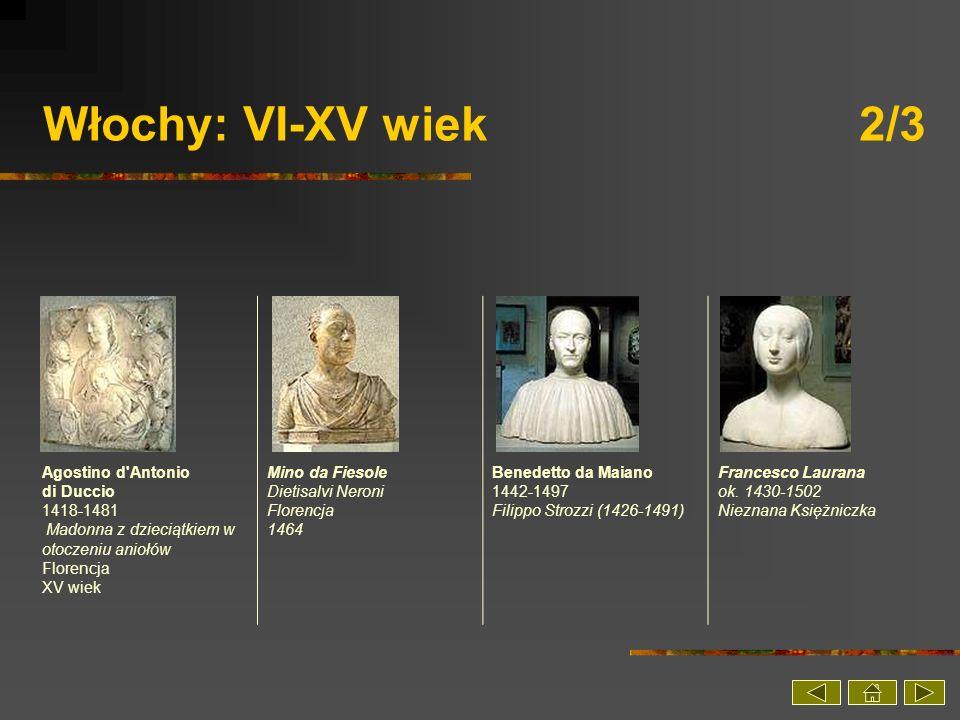 Włochy: VI-XV wiek 2/3