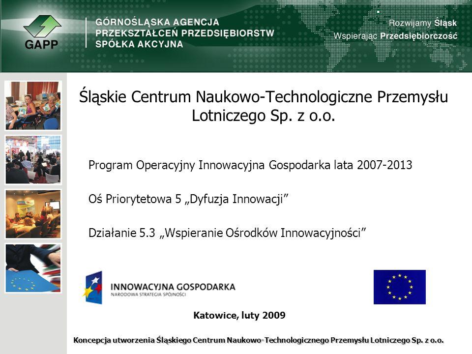 Śląskie Centrum Naukowo-Technologiczne Przemysłu Lotniczego Sp. z o.o.