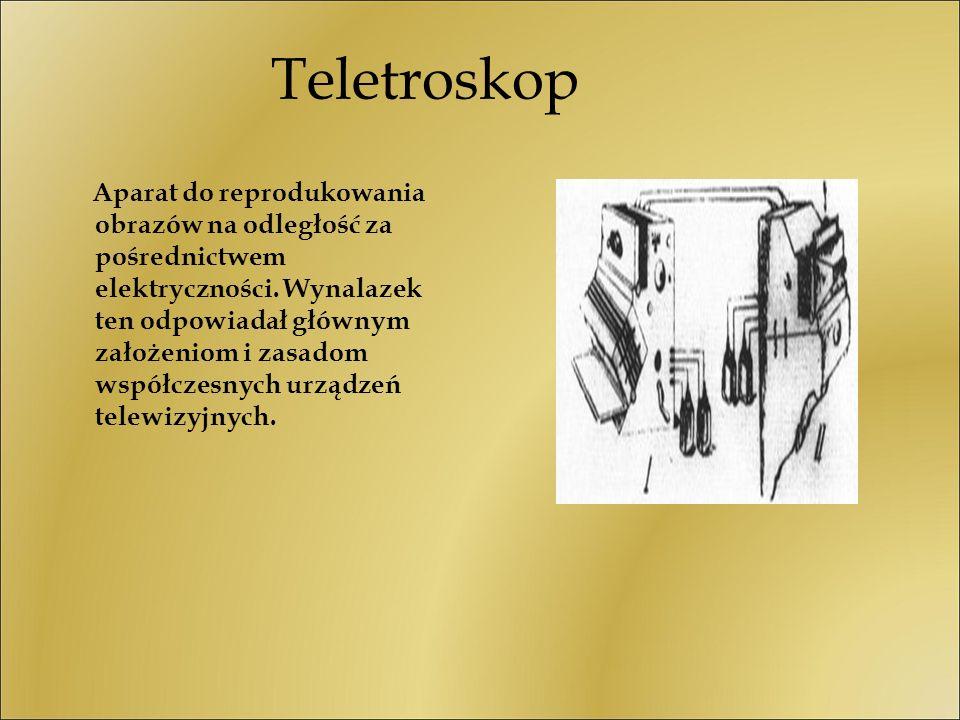 Teletroskop
