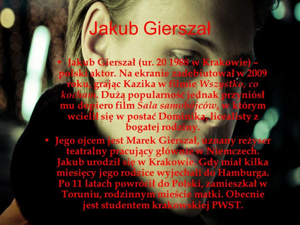 Jakub Gierszał