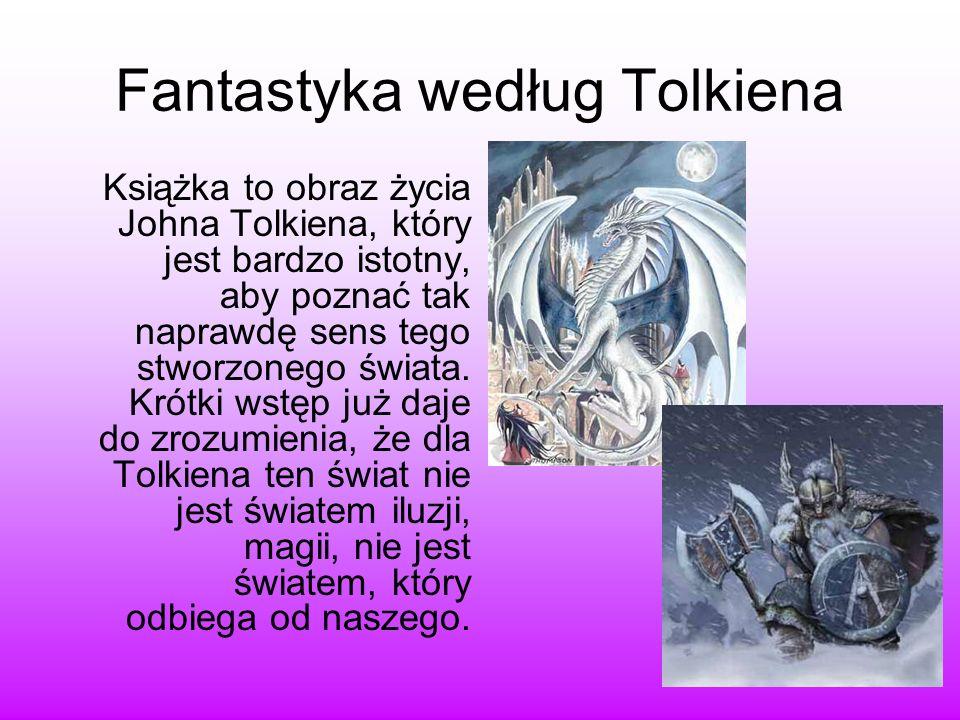 Fantastyka według Tolkiena