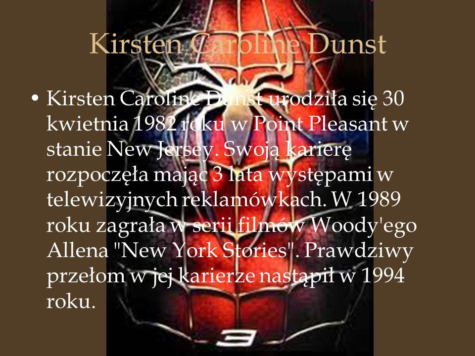Kirsten Caroline Dunst