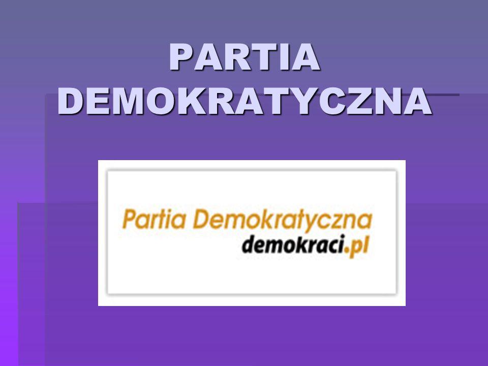 PARTIA DEMOKRATYCZNA