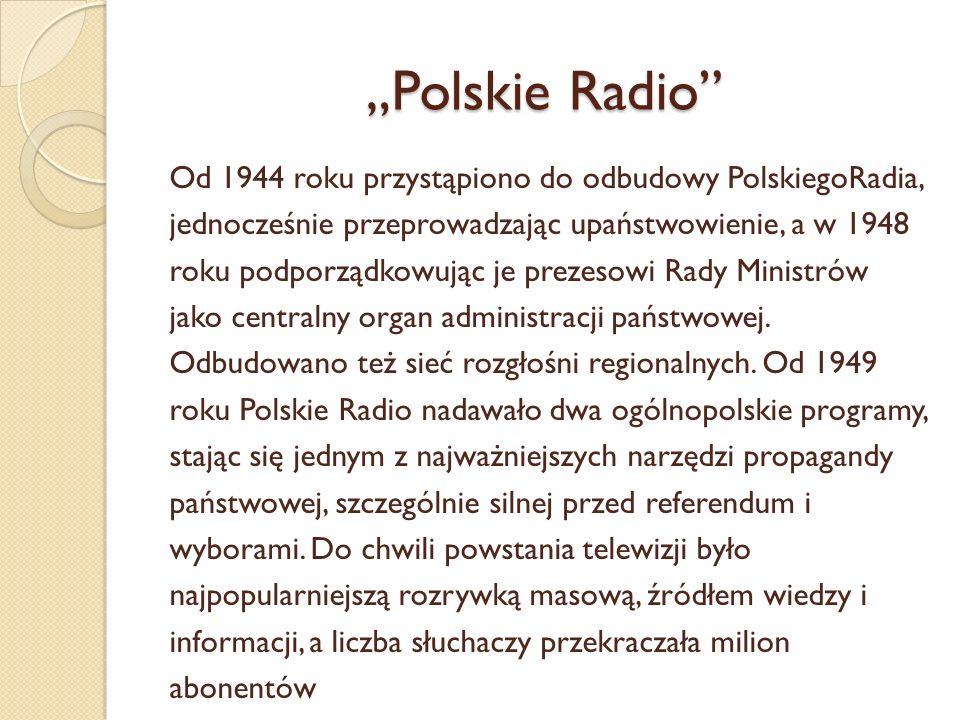 """Polskie Radio"
