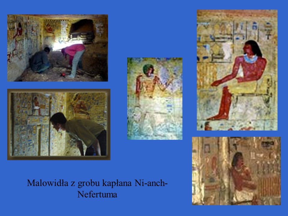 Malowidła z grobu kapłana Ni-anch-Nefertuma