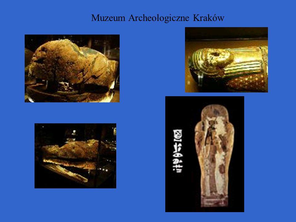 Muzeum Archeologiczne Kraków