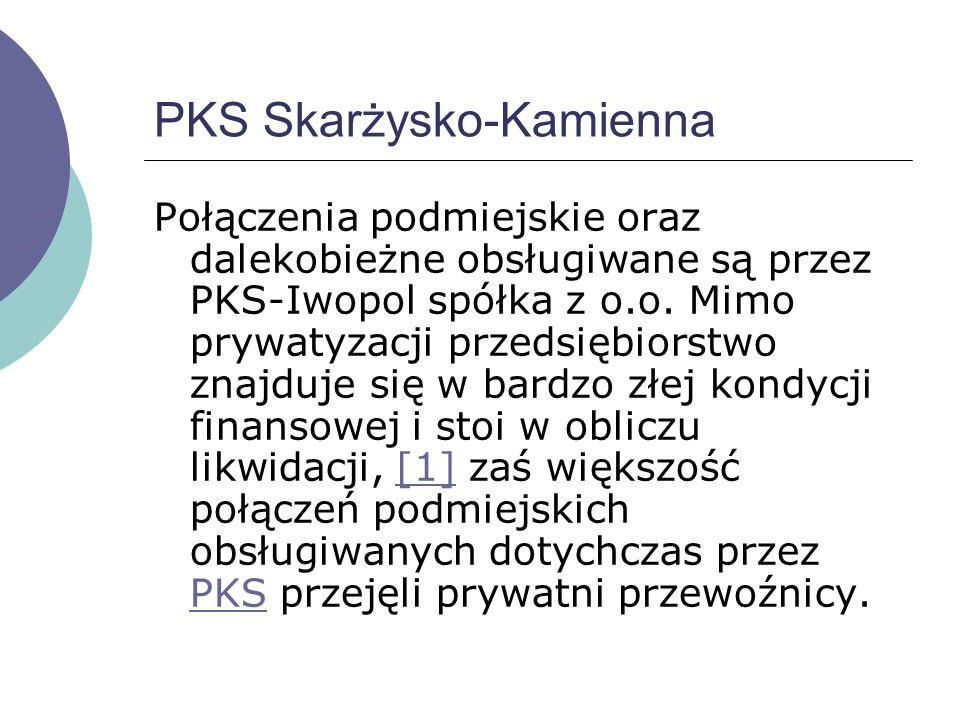 PKS Skarżysko-Kamienna