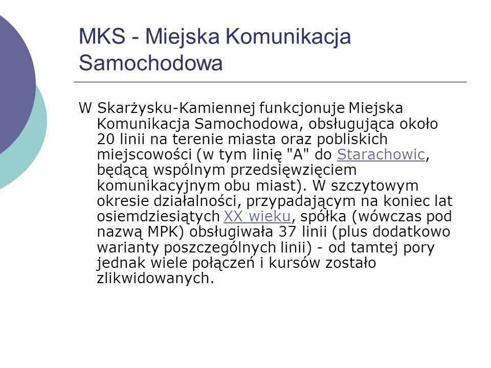 MKS - Miejska Komunikacja Samochodowa