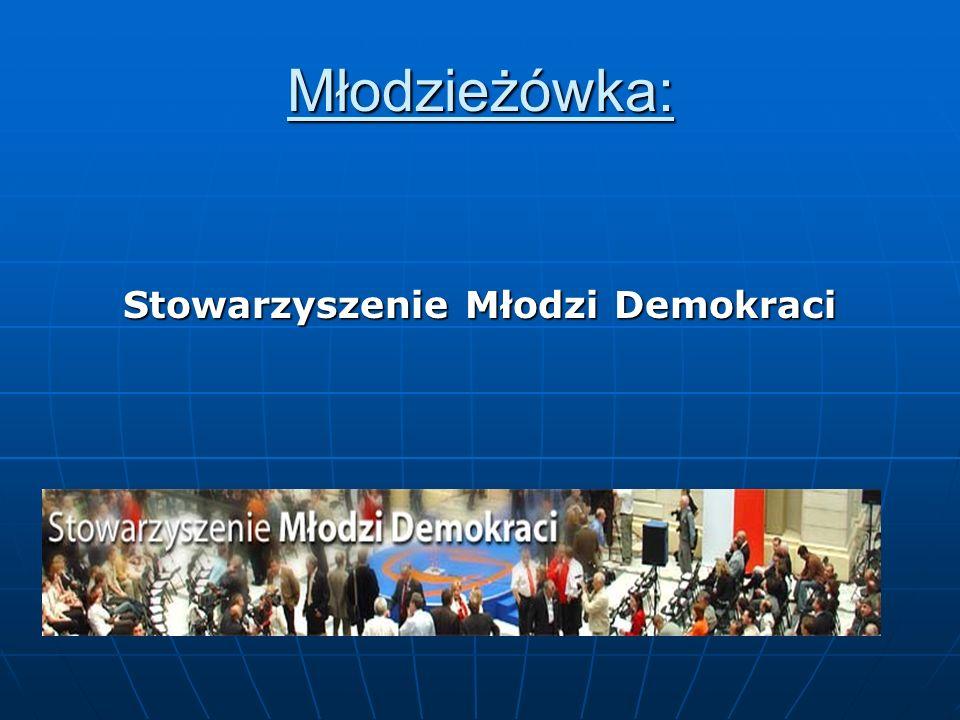 Stowarzyszenie Młodzi Demokraci