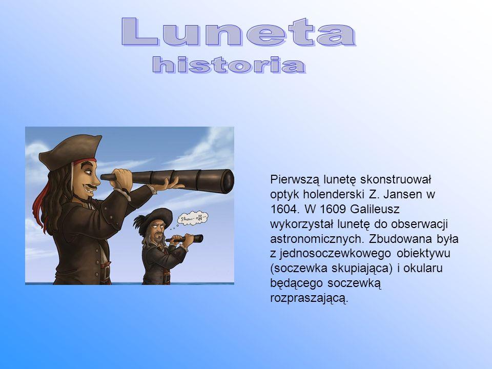 Luneta historia.