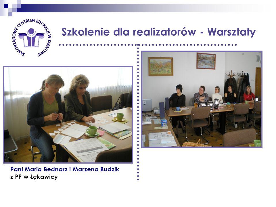 Szkolenie dla realizatorów - Warsztaty