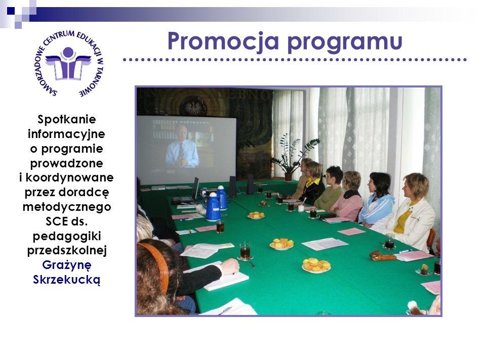 Promocja programu