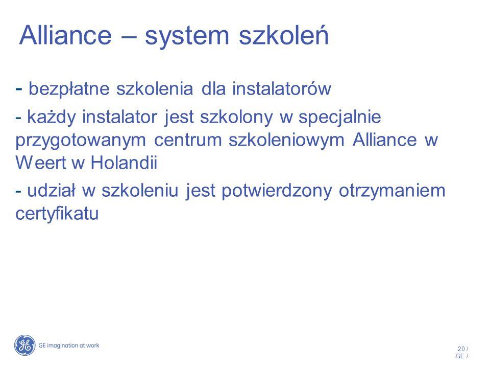 Alliance – system szkoleń