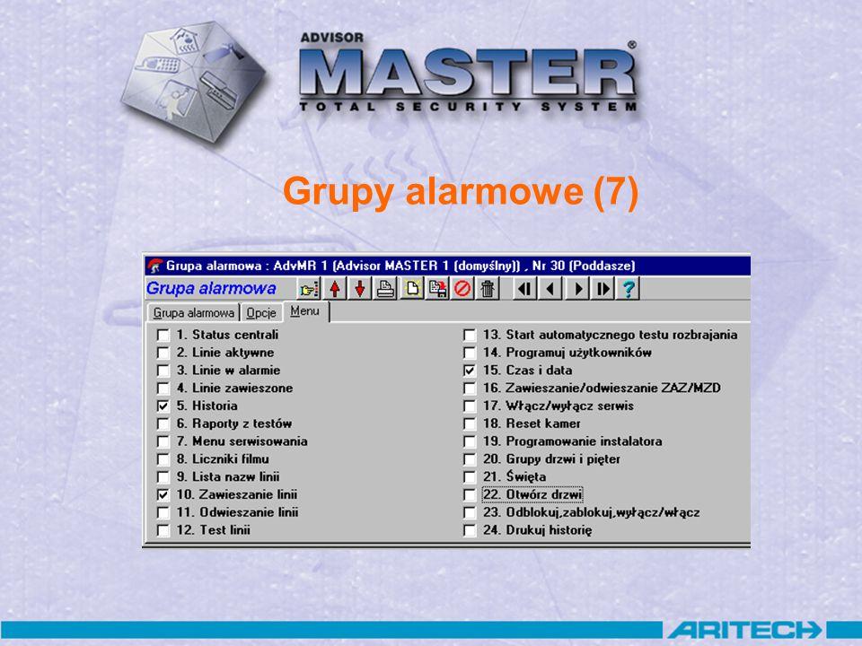 Grupy alarmowe (7)