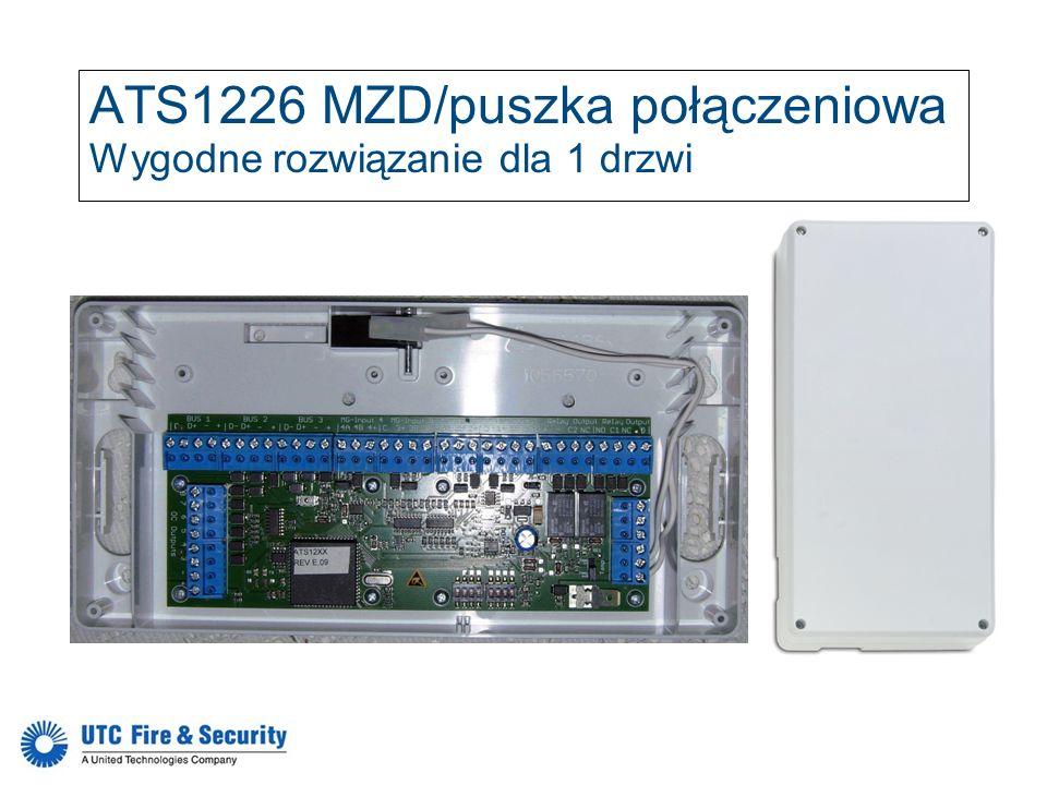 ATS1226 MZD/puszka połączeniowa Wygodne rozwiązanie dla 1 drzwi