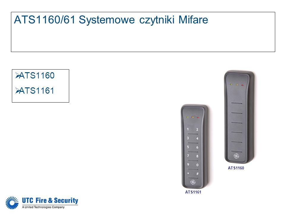 ATS1160/61 Systemowe czytniki Mifare