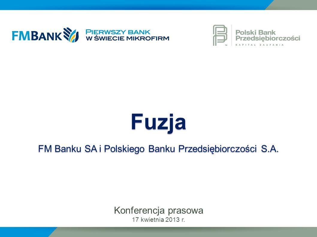 FM Banku SA i Polskiego Banku Przedsiębiorczości S.A.