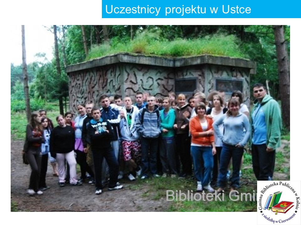 Uczestnicy projektu w Ustce