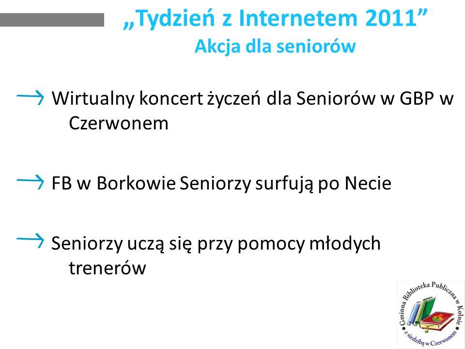 """""""Tydzień z Internetem 2011"""