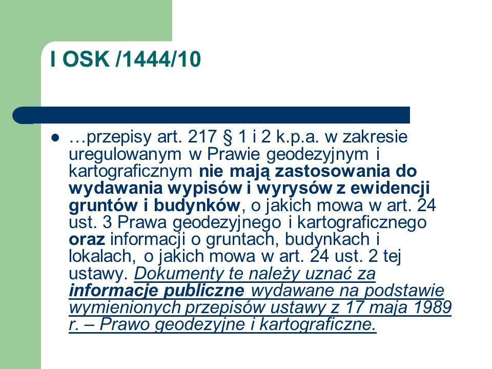 I OSK /1444/10