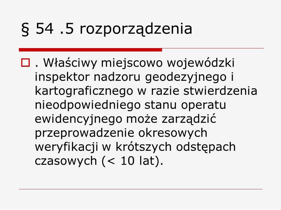§ 54 .5 rozporządzenia