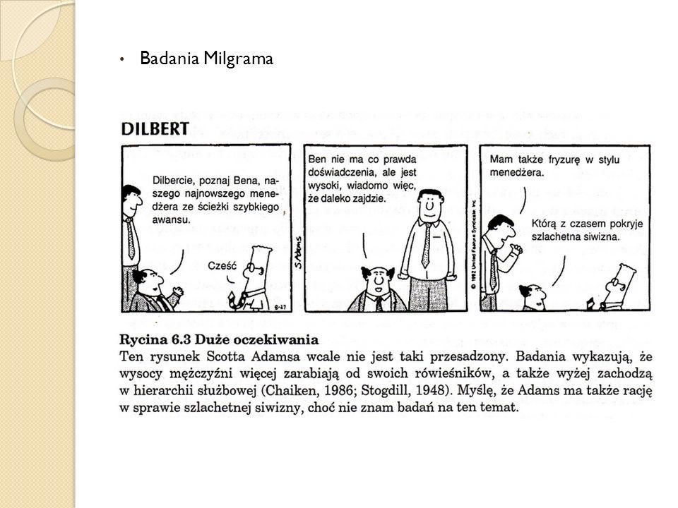 Badania Milgrama