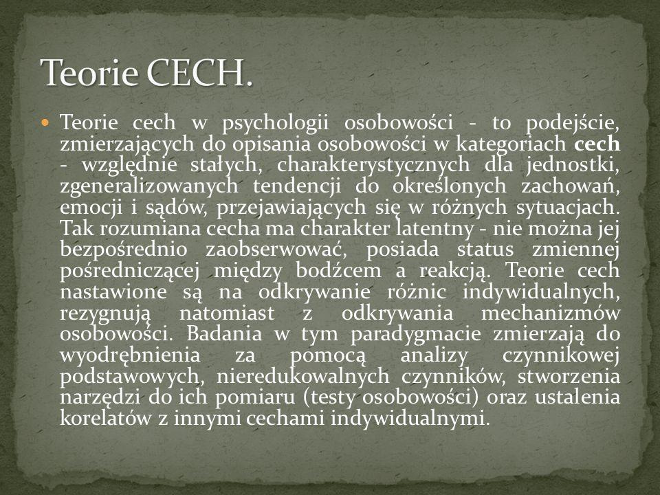 Teorie CECH.