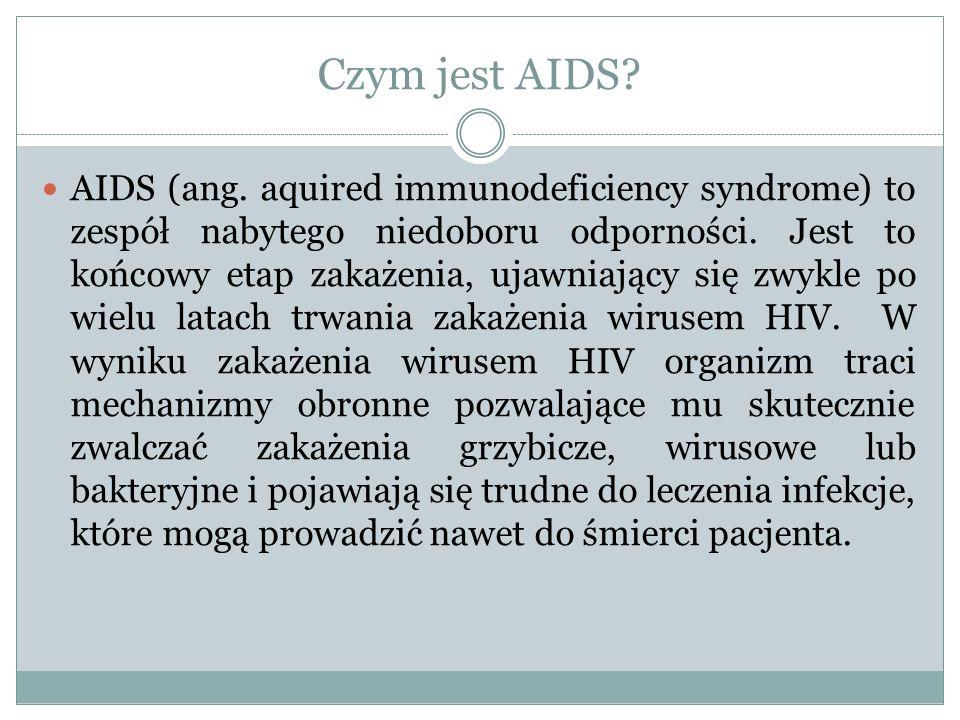 Czym jest AIDS