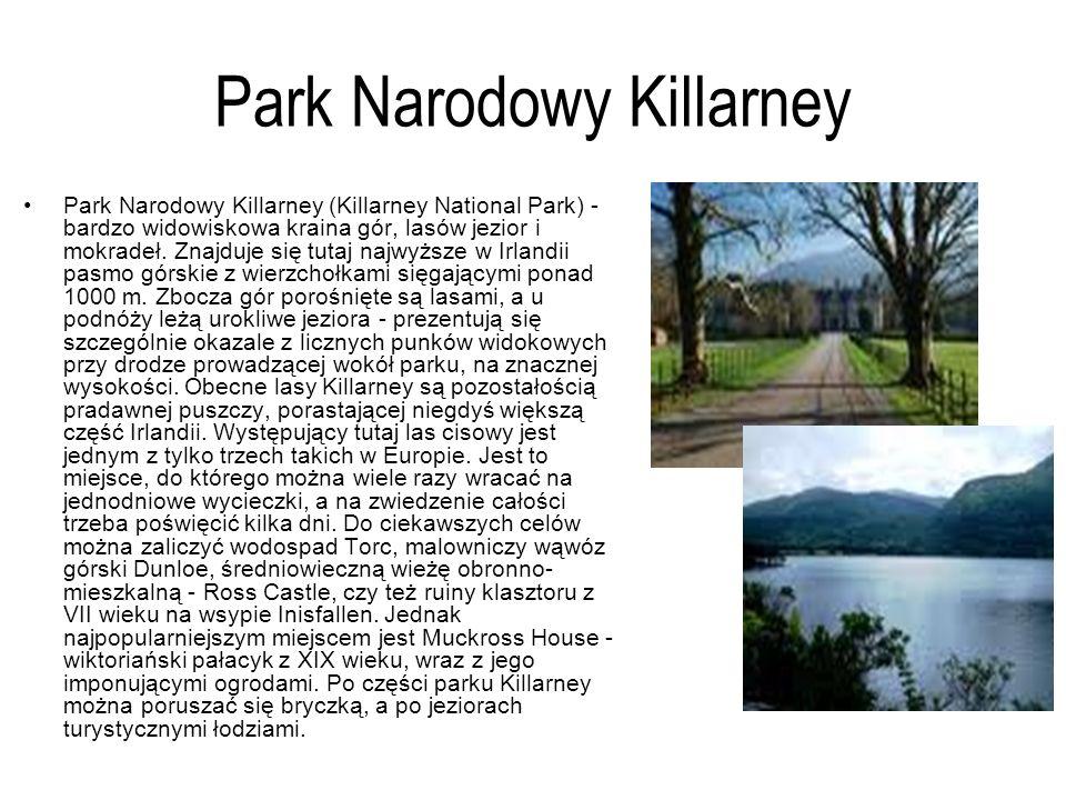 Park Narodowy Killarney