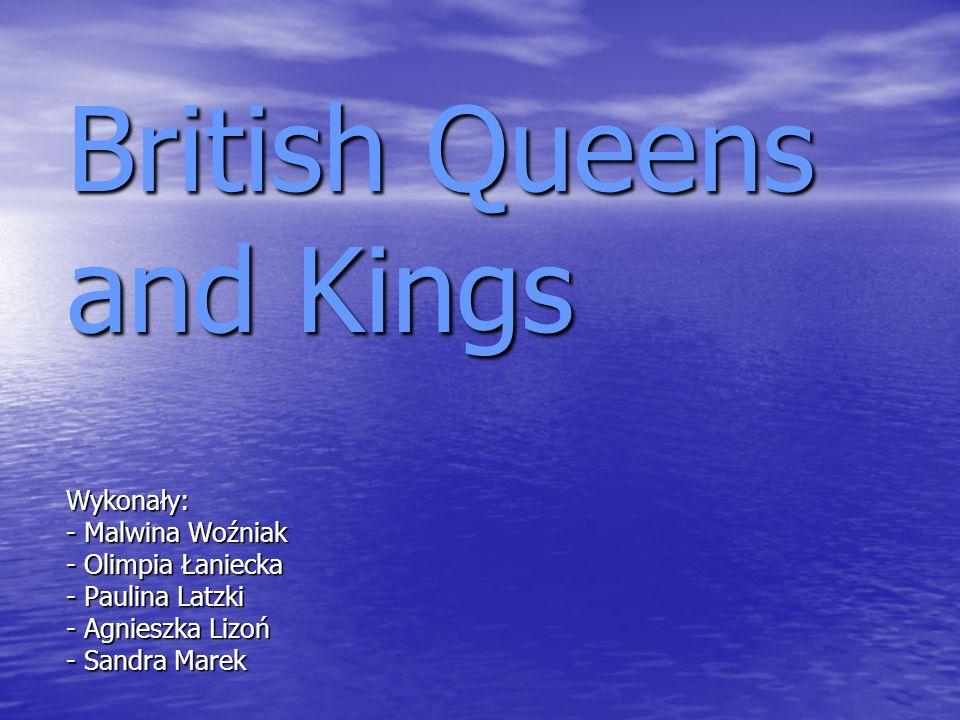British Queens and Kings Wykonały: - Malwina Woźniak - Olimpia Łaniecka - Paulina Latzki - Agnieszka Lizoń - Sandra Marek