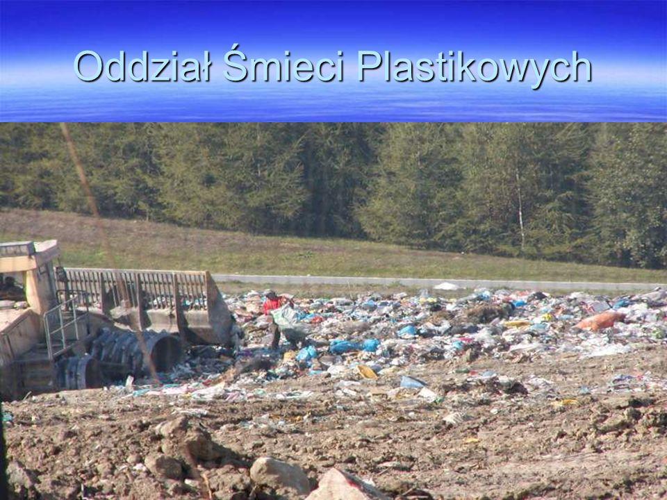 Oddział Śmieci Plastikowych