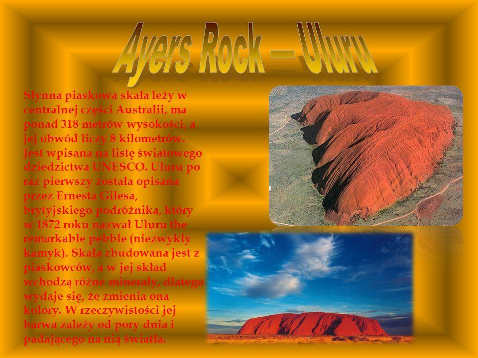 Ayers Rock — Uluru