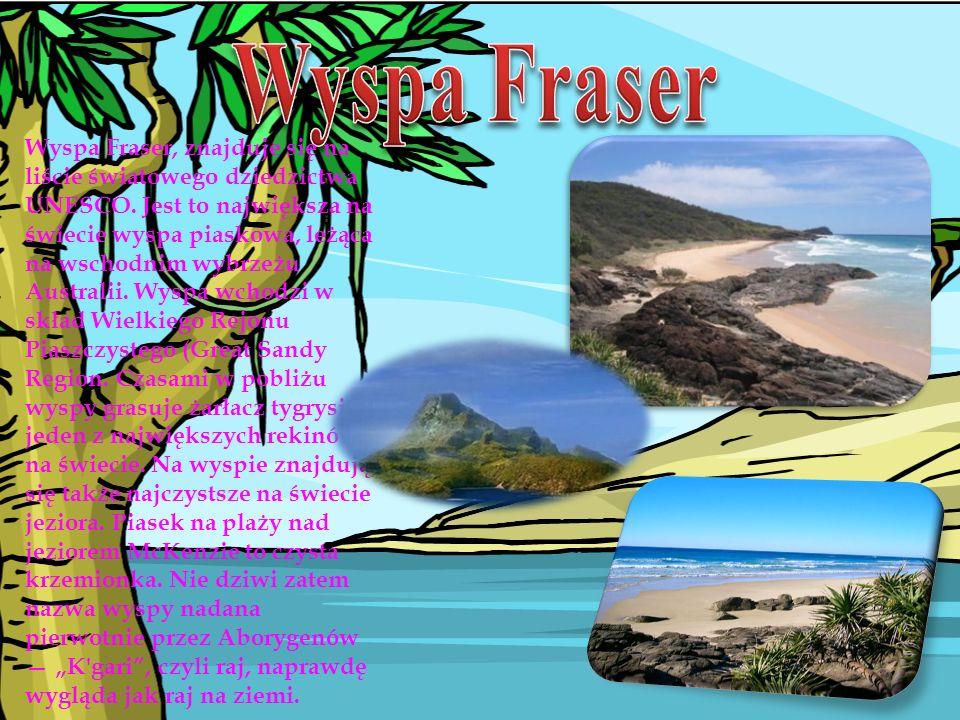 Wyspa Fraser