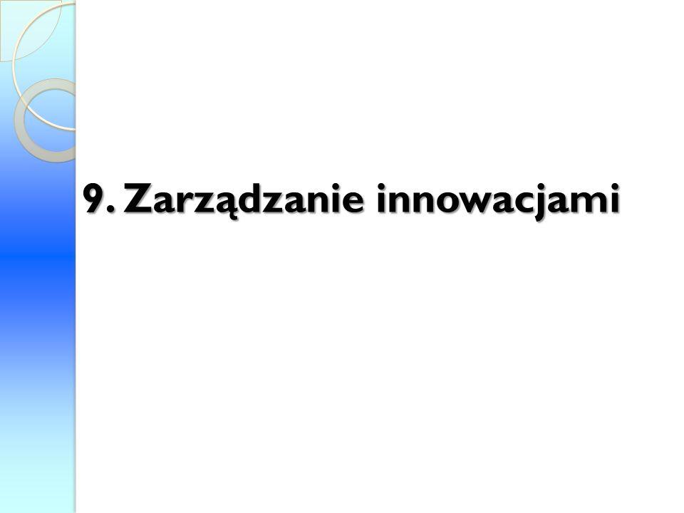 9. Zarządzanie innowacjami