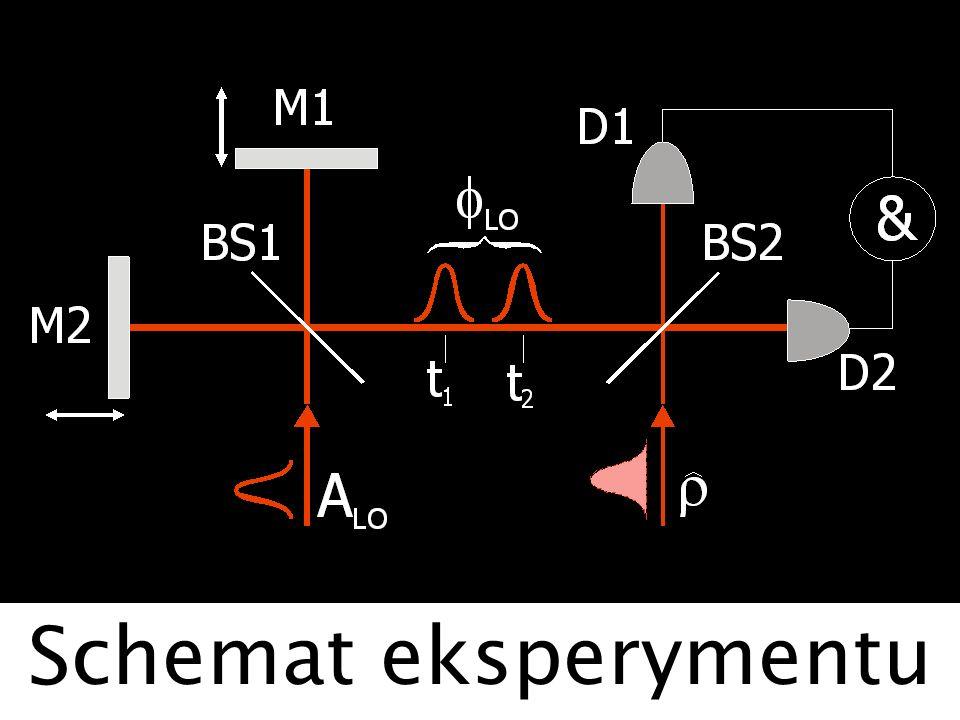Schemat eksperymentu