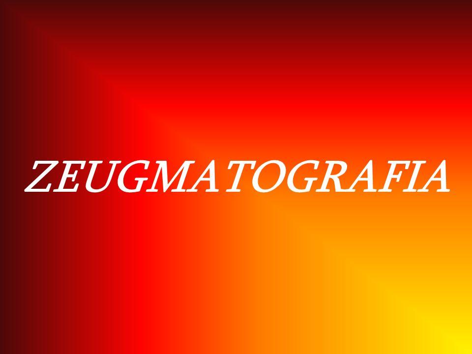 ZEUGMATOGRAFIA