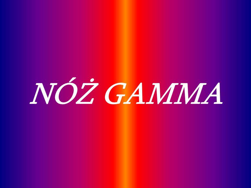 NÓŻ GAMMA
