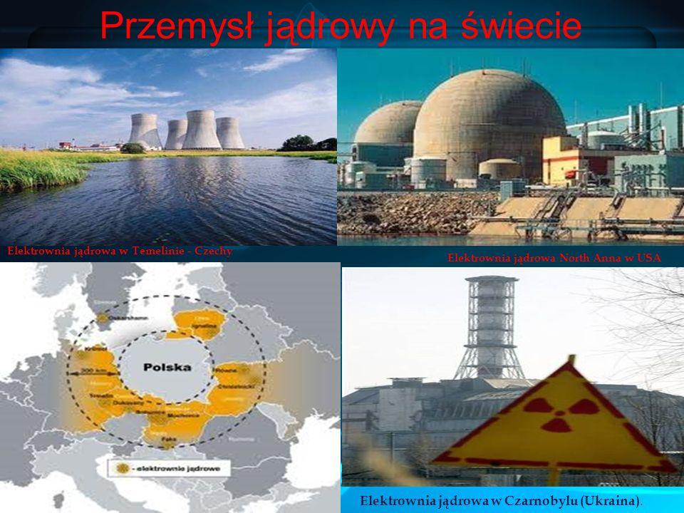 Przemysł jądrowy na świecie