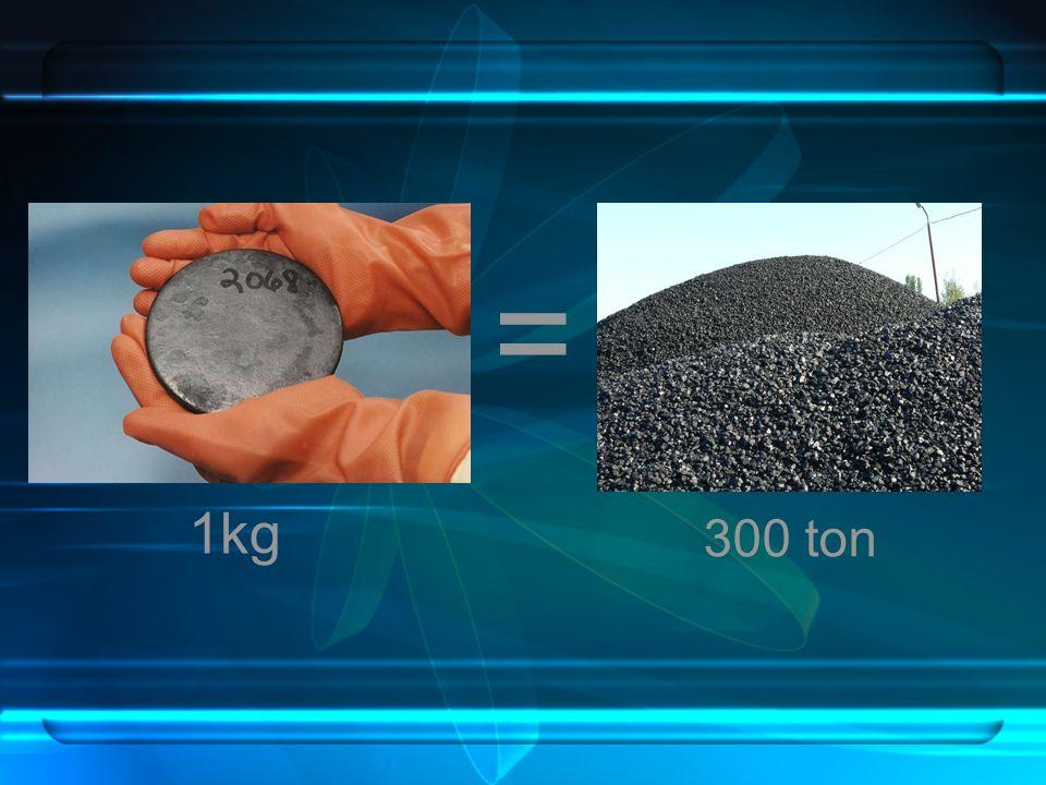 = 1kg 300 ton
