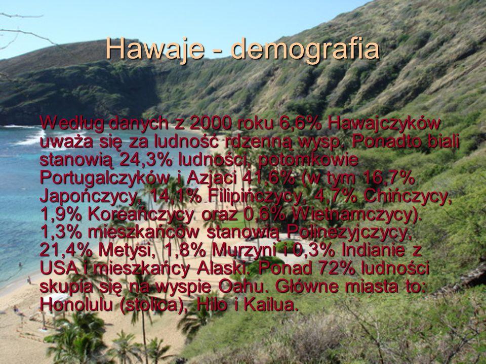 Hawaje - demografia