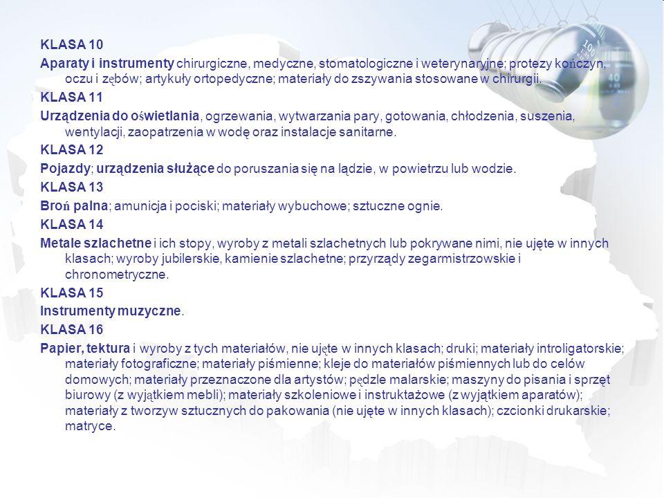 KLASA 10