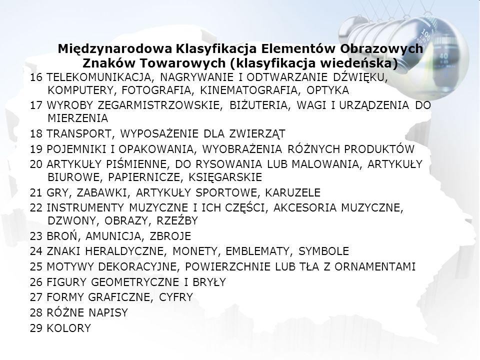 Międzynarodowa Klasyfikacja Elementów Obrazowych Znaków Towarowych (klasyfikacja wiedeńska)