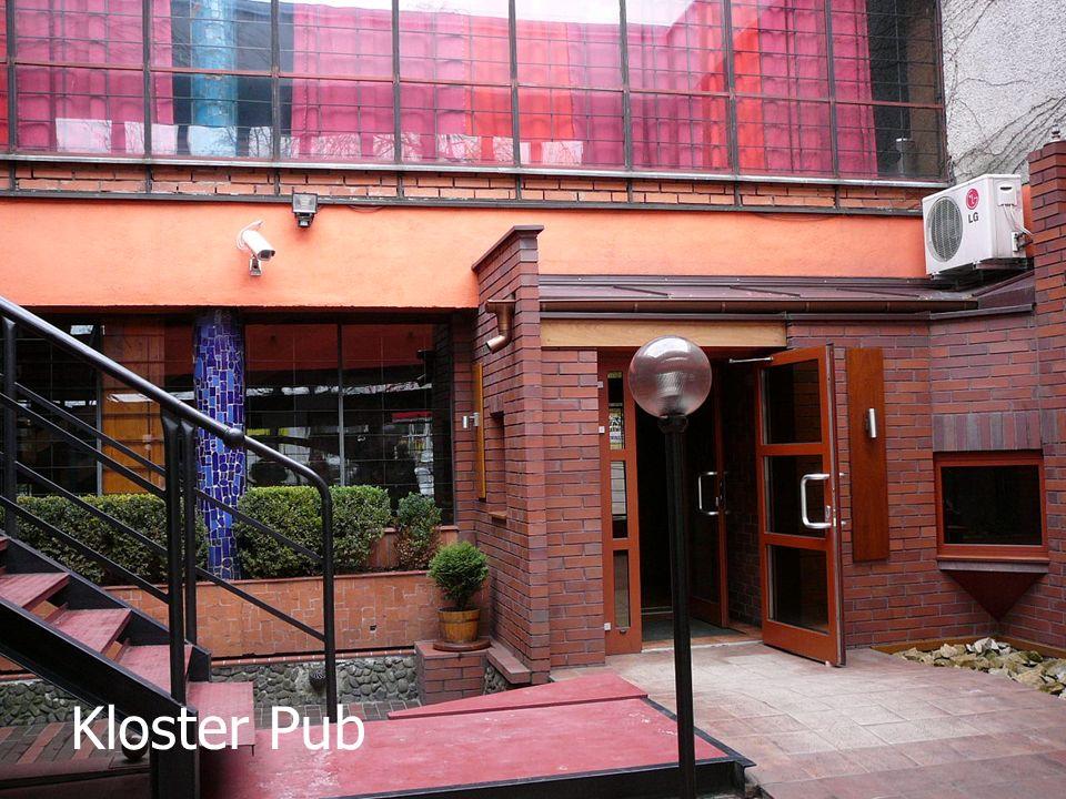 Kloster Pub