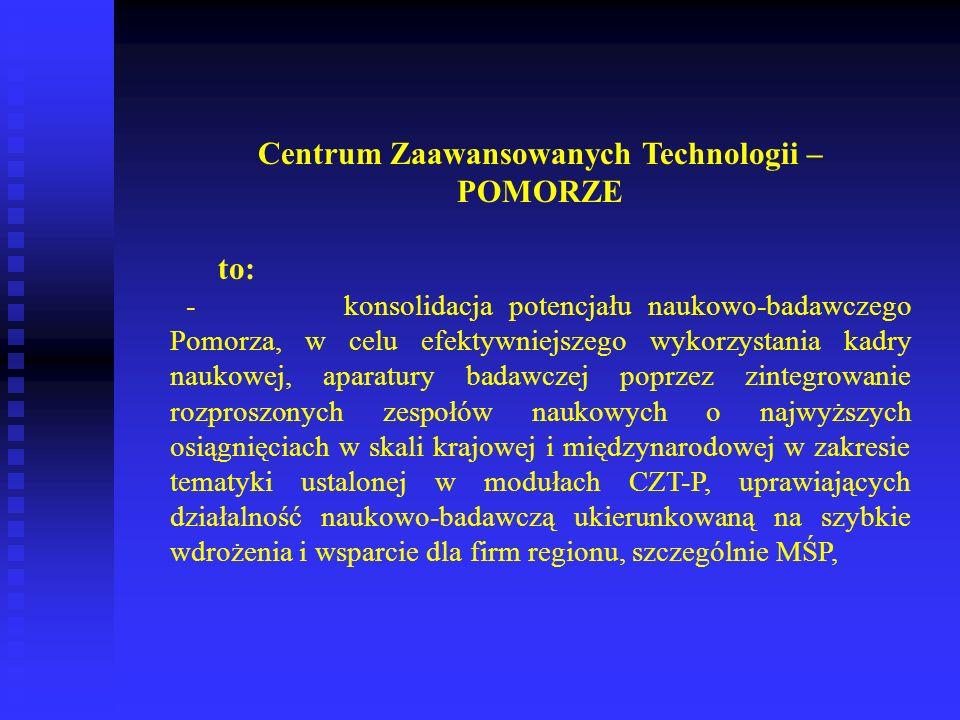 Centrum Zaawansowanych Technologii –